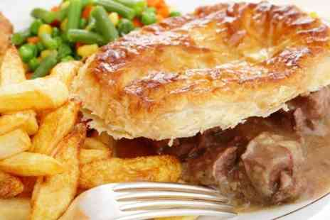 The Craigton Coach Inn - Country Pub Meal For Two  - Save 56%