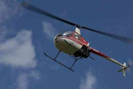 Heli Jet Aviation - Helicopter Hover Challenge Experience - Save 36%