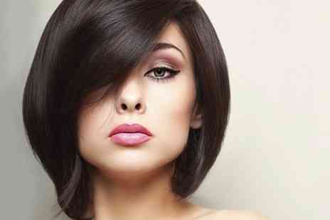Real Viva Hairdressers and Beauty - Wash, Cut and Blow Dry  With Colour  - Save 49%