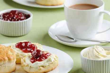 lilypie cafe - Cream Tea For Two  - Save 55%