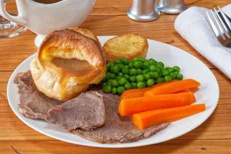 Westenhanger Castle - Mothers Day Carvery Roast  - Save 40%