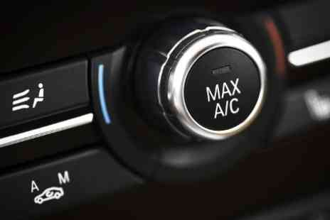 CK Motors - Air Conditioning Service With Re Gas - Save 65%