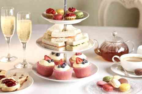 Cosmopolitan Hotel - Sparkling Afternoon Tea For Two   - Save 50%