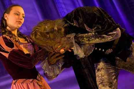 Russian Ice Stars - Ticket  to Russian Ice Stars Presents Beauty and the Beast on Ice  - Save 37%