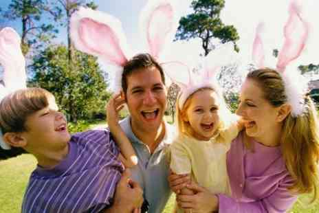 Lancashire Canal Cruises - Easter Cruise With Kids Activities For Two  - Save 0%
