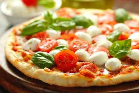 Paolos Pizzeria  - Italian Meal With Two With Prosecco - Save 56%