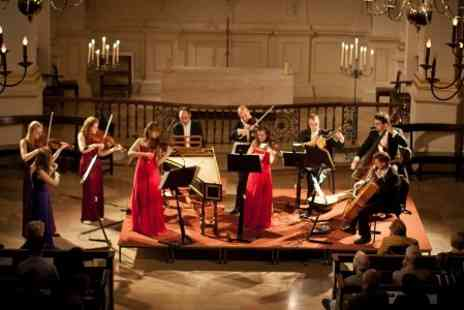 CMG Promotions  - Ticket Programme and CD from to London Concertante Performs Vivaldis Four Seasons  - Save 51%