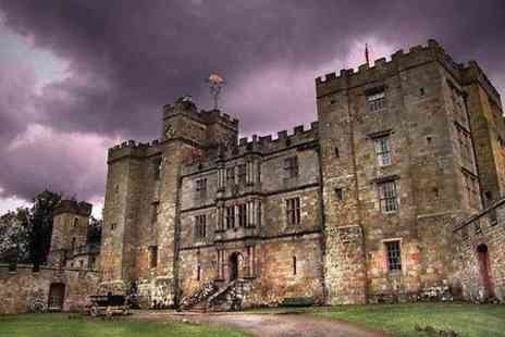 Chillingham Castle - Entry to Chillingham Castle  For Two  - Save 50%