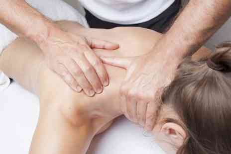 Shield Clinic - Two Deep Tissue or Sports Massages - Save 61%