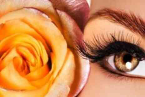 Reds by Rachel - Full Set of Individual Eyelash Extensions - Save 58%