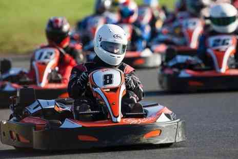 Whilton Mill -  30 Laps of Go Karting - Save 0%