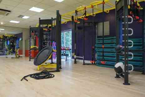 Dallington Fitness - Five Gym Classes - Save 0%