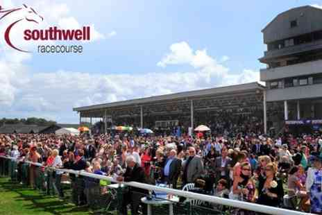 Southwell Racecourse -  Grandstand Ticket For One  - Save 61%