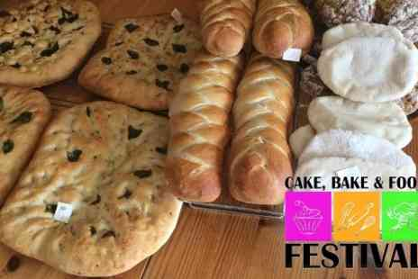 Cake Bake and Food Festival - Cake, Bake and Food Festival For One - Save 46%