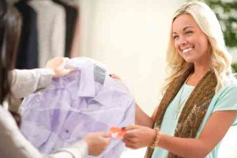 Shirley Dry Cleaners -   £20 Worth of Dry Cleaning  - Save 75%