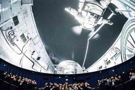 Winchester Science Centre - Planetarium for Easter Show Admission  - Save 40%