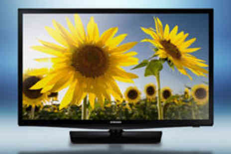 Electrical Experience - Samsung 32 inch HD ready LED TV with football mode and Freeview - Save 0%