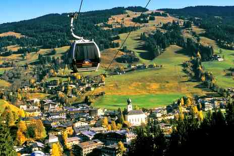 Hotel Almrausch - Experience the Alps with Three Night With half board and more - Save 37%