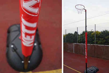 Ventura Incorporated - Netball Net1 System - Save 42%