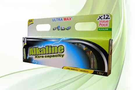 Plaspac UK - Ultra Max Xtra Capacity Alkaline Batteries From - Save 35%