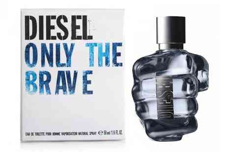 CRM Trading - Diesel Only The Brave 50ml - Save 27%