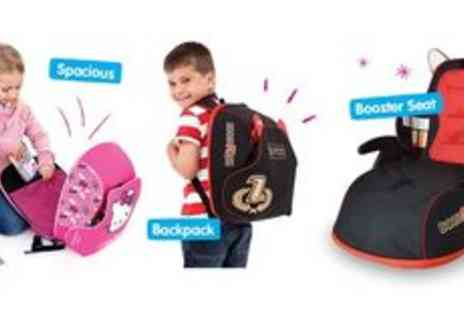 Trunki -  Hello Kitty or Lotus F1 Team BoostApak booster seats - Save 40%