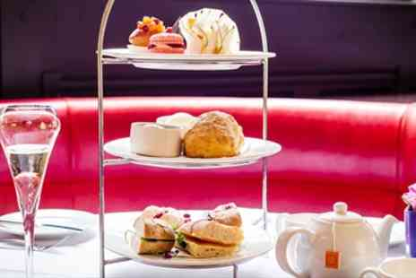 Villandry Restaurant - Champagne Afternoon Tea for Two   - Save 0%