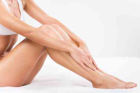 Miss Couture - Three sessions of laser hair removal - Save 88%