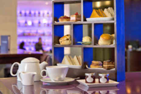 The Cumberland - Afternoon Tea for Two with Champagne Option Near Oxford Street - Save 48%