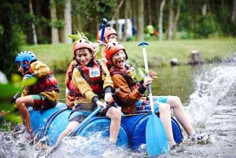 PGL Adventure Holidays - Four Nights stay  With Meals and Activities - Save 0%