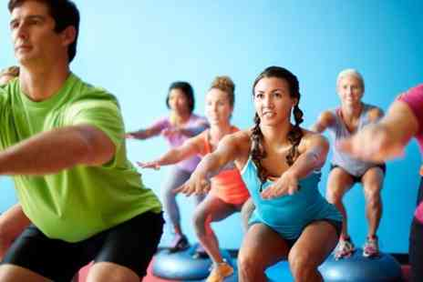HIITCAMP -  Ten Fitness Classes  - Save 73%