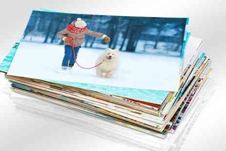 Prentu - Personalised Photo Prints on Real Fuji Supreme Photo Paper with 75 Pieces  - Save 56%