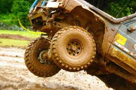 Euro Trap  - Two Hour Off Road 4x4 Driving Experience For Two  - Save 83%