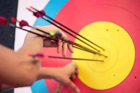 Field Sport UK - One Hour Archery Lesson  - Save 40%