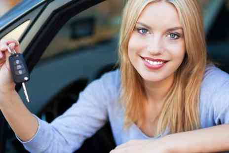 BDA Driving School -  Three Hours of Lessons Plus Online Theory Test Training - Save 0%