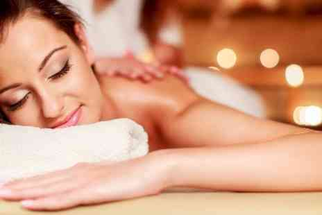 Riva Beauty International  - Facial Plus Massage and Manicure   - Save 72%