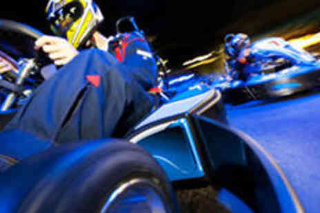 Virgin Experience Days - Super Grand Prix indoor karting taster for one - Save 0%