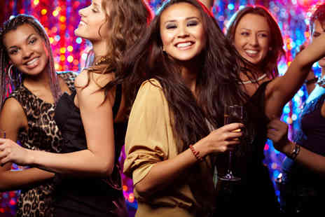 Celeb for a Night -  VIP girls night out package for up to Eight including makeover, limo with chauffeur, club entry and more - Save 60%