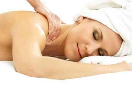 InvigR8 Aqua Massage - Pamper Package With Aqua Massage - Save 0%