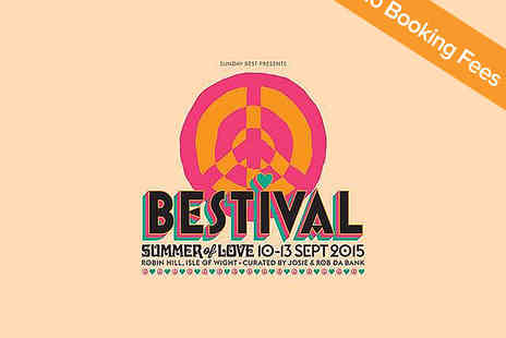 Bestival  - Weekend Camping Tickets to Bestival  - Save 0%
