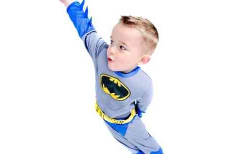 The Barn Gallery Studios - Childrens Superhero Photoshoot Plus Prints - Save 94%