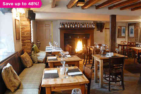 White Horse & Griffin - Two Night Stay for Two with Daily Continental or Cooked Breakfast - Save 48%