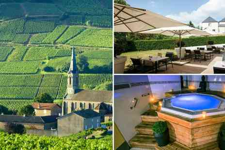 Le Richebourg Hotel - One  night stay with breakfast and spa access - Save 41%