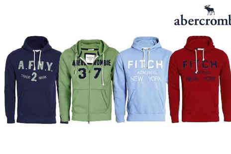 Intriangle Solutions - Abercrombie & Fitch Mens Sweatshirt - Save 45%