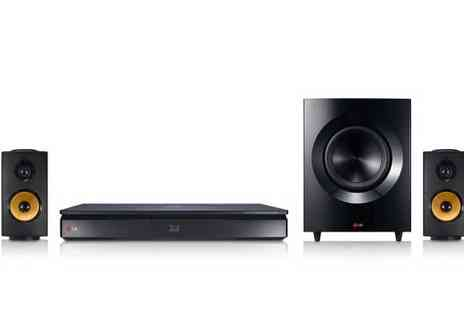 click electricals - LG BH7240 3D Blu Ray Home Cinema System - Save 50%