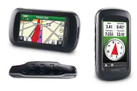Thames IT - Refurbished Montana 650t GPS - Save 0%