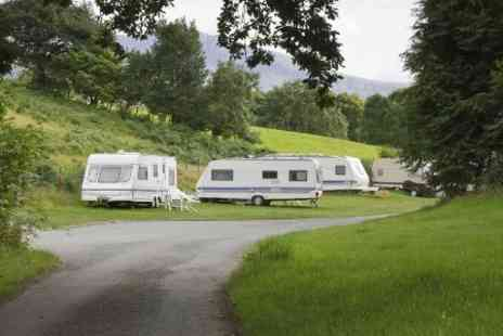 Three Rivers Woodland Park - Two Nights  stay Touring Caravan Pitch - Save 56%