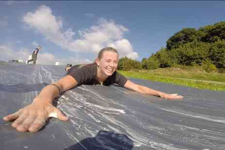 Mud Boot Camp - Entry to the Muddy Maniacs 5km obstacle course on 14th Jun or 12th Jul 2015  - Save 55%