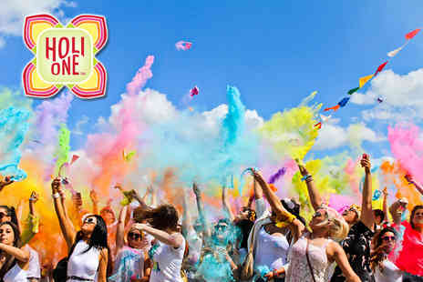 Holi One  - Ticket to the Wembley Park HOLI ONE colour festival - Save 32%