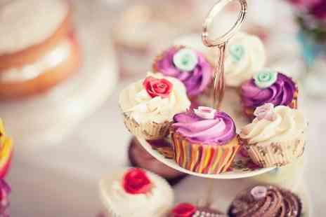 Trifles Bakery -  Afternoon Tea For Two  - Save 52%